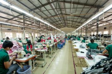 Đơn hàng ĐẰNG LÂM khu Thổ Thành- Thành Phố Tân Bắc cần tuyển gấp 01 nữa lao động may.