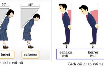 Học tiếng Nhật: Tìm hiểu cách chào hỏi như người bản xứ