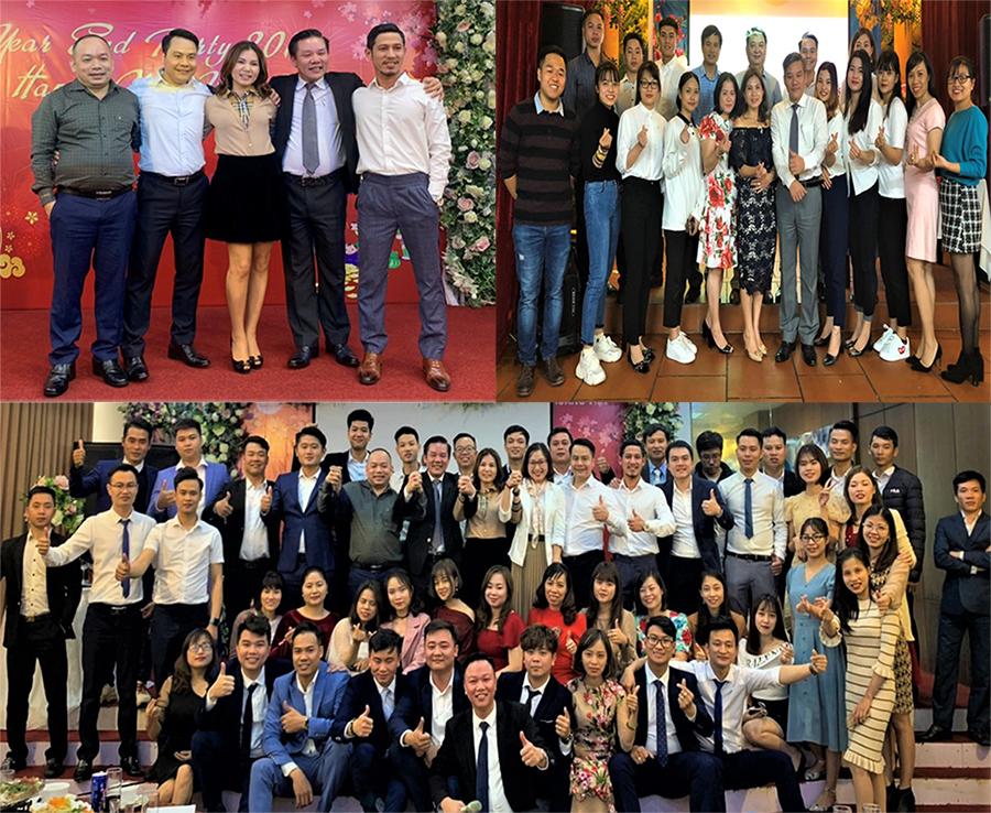 Chào đón Xuân Canh Tý 2020, Công ty Cổ phần Quản lý Tư vấn Đầu tư Nhân lực Hoàng Việt..